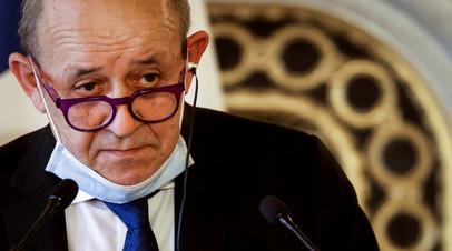 Глава МИД Франции заявил о необходимости выполнения Минских соглашений