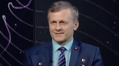 Космонавт Борисенко оценил возможность полёта в космос людей с ограниченными возможностями