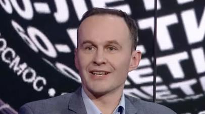 Космонавт Рязанский рассказал, что носил на МКС «костюм лохматой обезьяны»