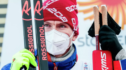 Большунов выиграл Югорский лыжный марафон