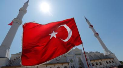 Главы оборонных ведомств Турции и Украины провели переговоры