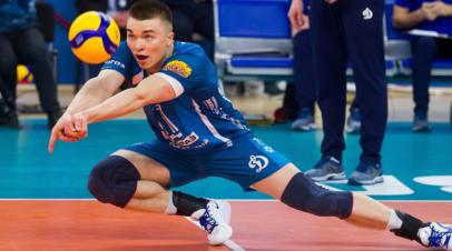 «Динамо» победило «Зенит» и впервые с 2008 года стало чемпионом России по волейболу