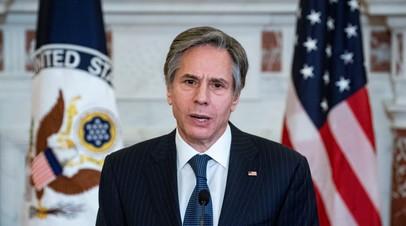 Госсекретарь США провёл переговоры с главой МИД Великобритании