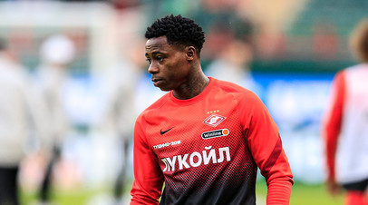 Арбитр Федотов оценил эпизод с неназначенным пенальти на Промесе в матче с Локомотивом