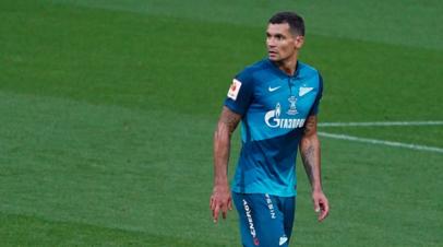 СМИ: Ловрен пропустит как минимум ещё два матча Зенита из-за травмы