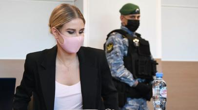 В Москве суд вынес приговор в отношении Любови Соболь