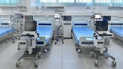 Собянин подвёл итоги первого года работы инфекционного госпиталя Вороновское