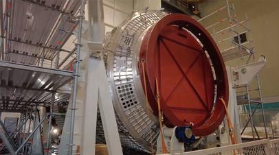 Первый модуль новой российской космической станции