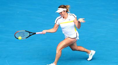 Павлюченкова и Потапова вышли в четвертьфинал парного турнира в Стамбуле