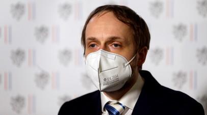 МИД Чехии поблагодарил страны Прибалтики за высылку дипломатов России
