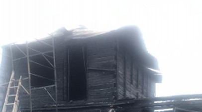 СК возбудил дело по факту гибели детей при пожаре в доме в Сургуте