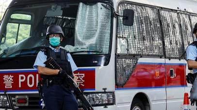 Полиция задержала подозреваемого в нападении на детсад в Китае