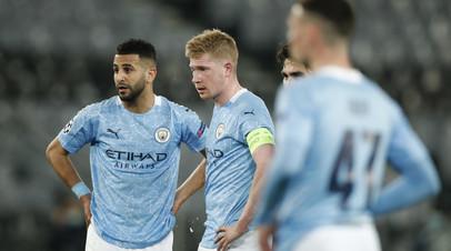 Де Брёйне прокомментировал победу Манчестер Сити над ПСЖ в первом матче 1/2 финала ЛЧ