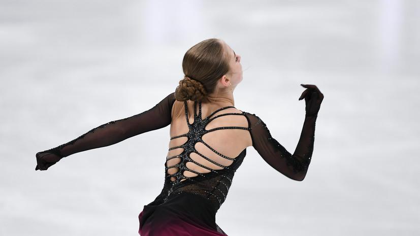Тарасова отреагировала на уход Трусовой от Плющенко