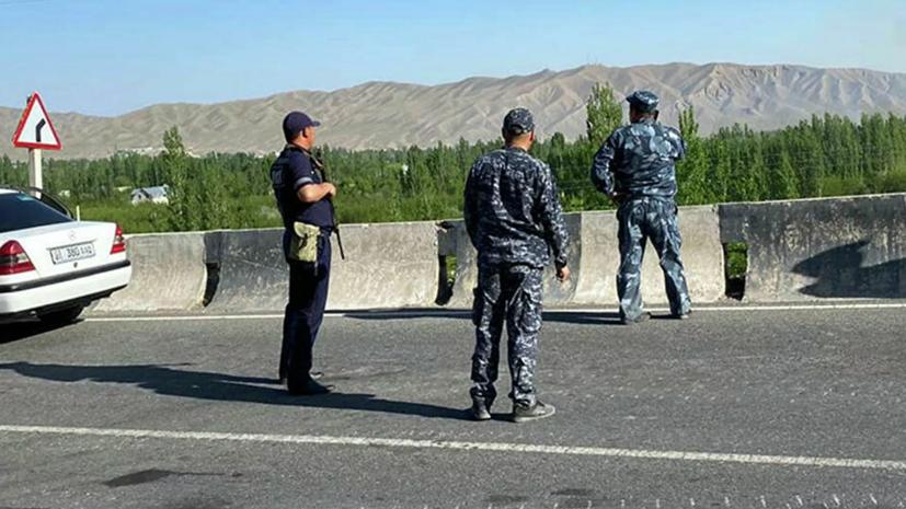 Россия готова содействовать деэскалации на границе Киргизии и Таджикистана