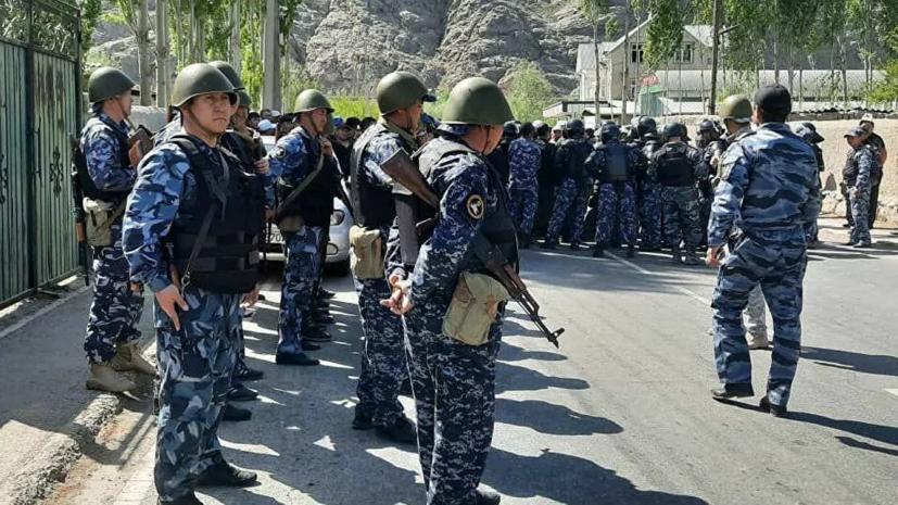 Таджикистан и Киргизия договорились о полном прекращении огня