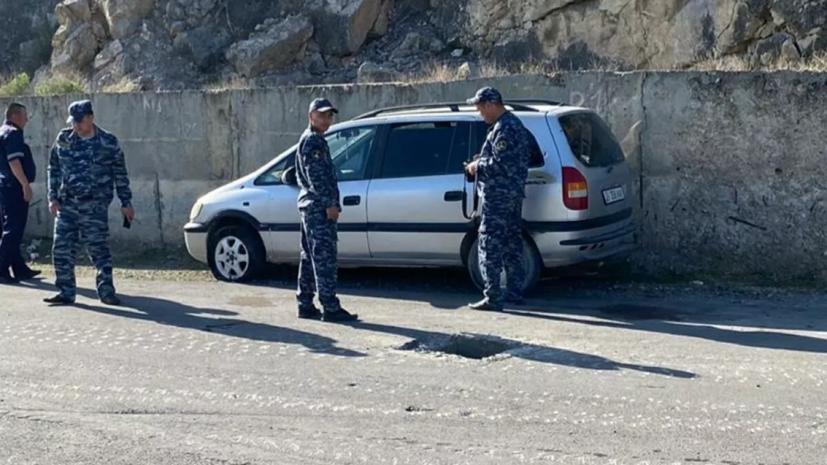 Киргизия и Таджикистан договорились о создании совместной группы для контроля отвода войск