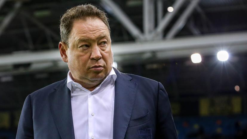 Слуцкий отказался комментировать судейство после матча с «Динамо»