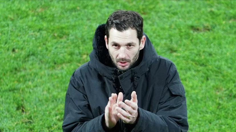 Шварц рассказал об атмосфере в раздевалке «Динамо» после поражения от «Рубина»