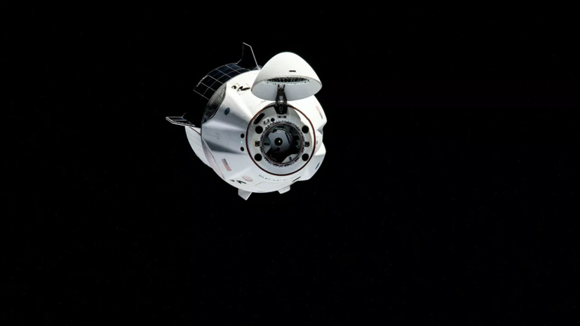 Корабль Crew Dragon с астронавтами на борту приводнился в Мексиканском заливе