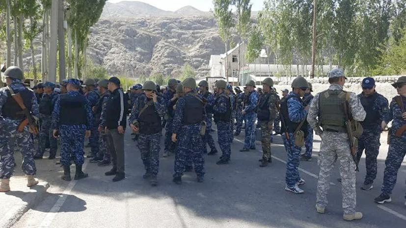 Более 60 тысяч жителей Киргизии эвакуированы из зоны конфликта