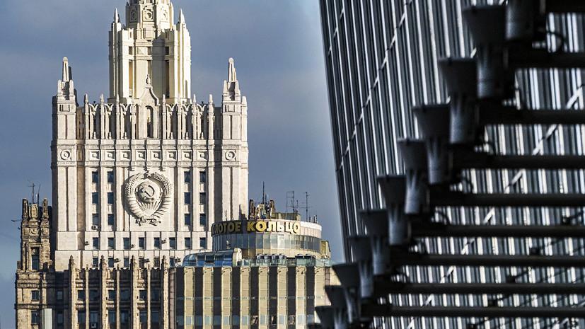 «Обвиняют нашу страну в собственных грехах»: в России ответили на заявление Британии о дезинформации со стороны Москвы