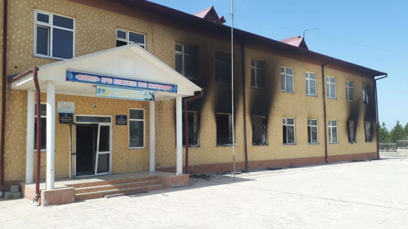 Число пострадавших на границе с Таджикистаном граждан Киргизии достигло 183