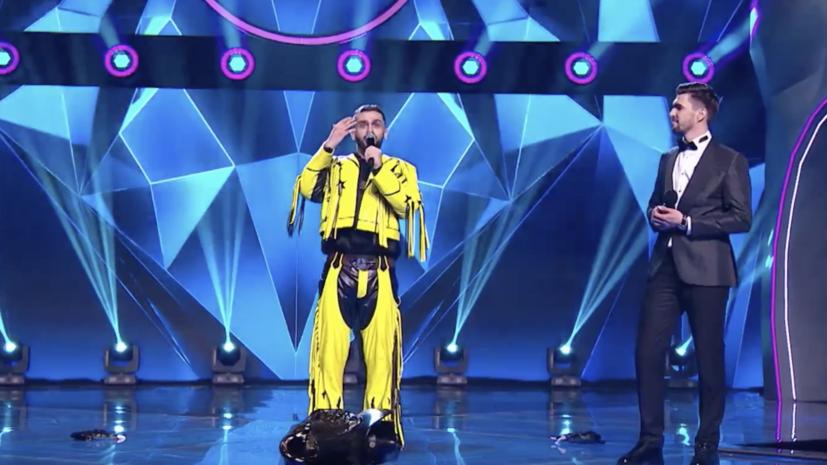 Крокодил против Ламы: певец Jony победил во втором сезоне шоу «Маска»