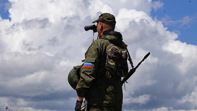 В ЛНР заявили о размещении Киевом военной техники в жилом районе
