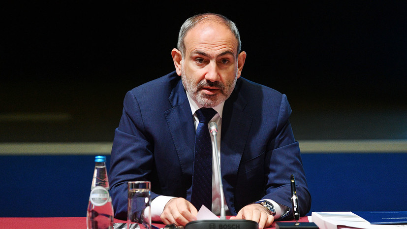 В Армении парламент не избрал Пашиняна новым премьером