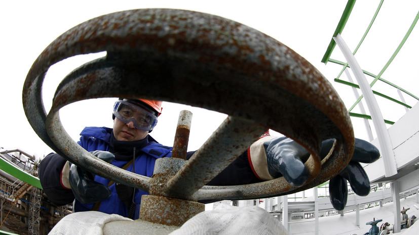 Топливо для бюджета: российская нефть Urals за год подорожала почти в четыре раза