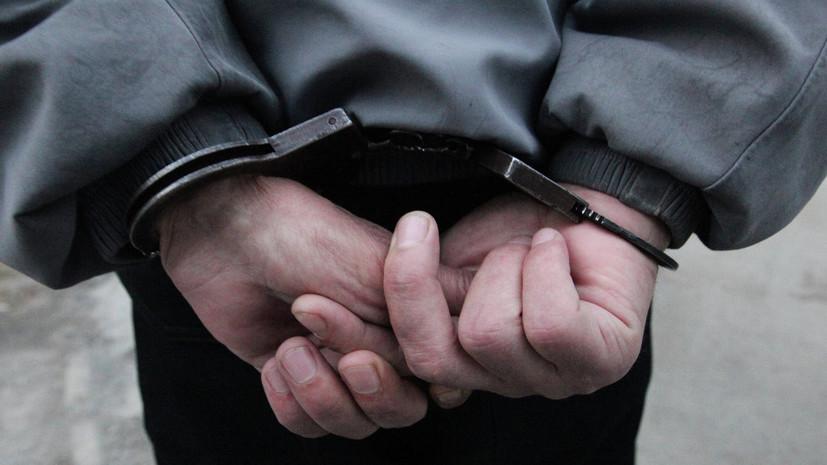 В Подмосковье задержали подозреваемого в убийстве двух человек