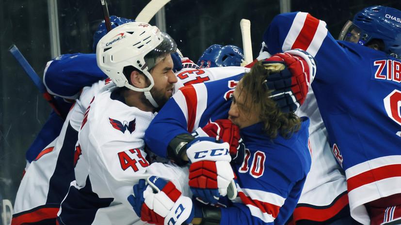«НХЛ была близка к смерти на льду»: одноклубника Овечкина осудили за грубые приёмы против Панарина и Бучневича
