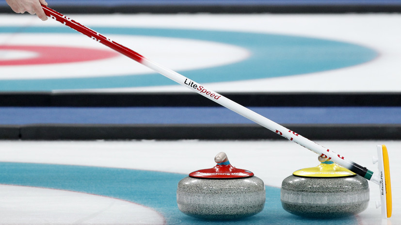 Российские кёрлингистки одержали седьмую подряд победу на ЧМ, обыграв Японию