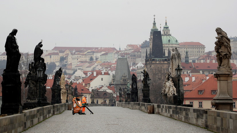 В Чехии назвали условие для остановки расследования взрывов во Врбетице