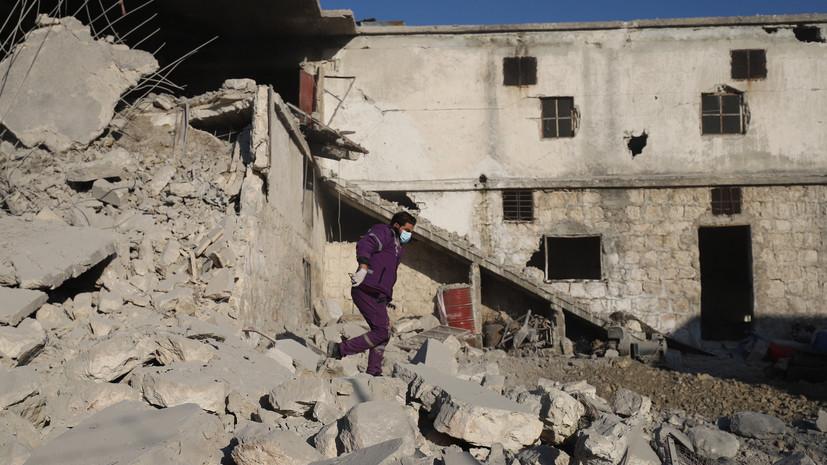 Террористы совершили 28 атак в зоне деэскалации Идлиба в Сирии