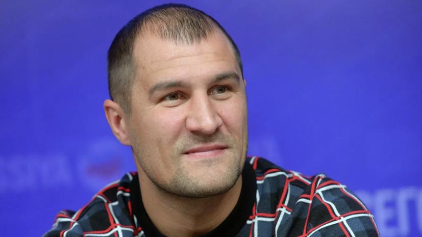 Ковалев заявил о возобновлении боксерской карьеры