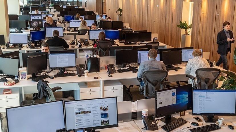 В России разработана цифровая платформа для управления коллективным иммунитетом в офисах