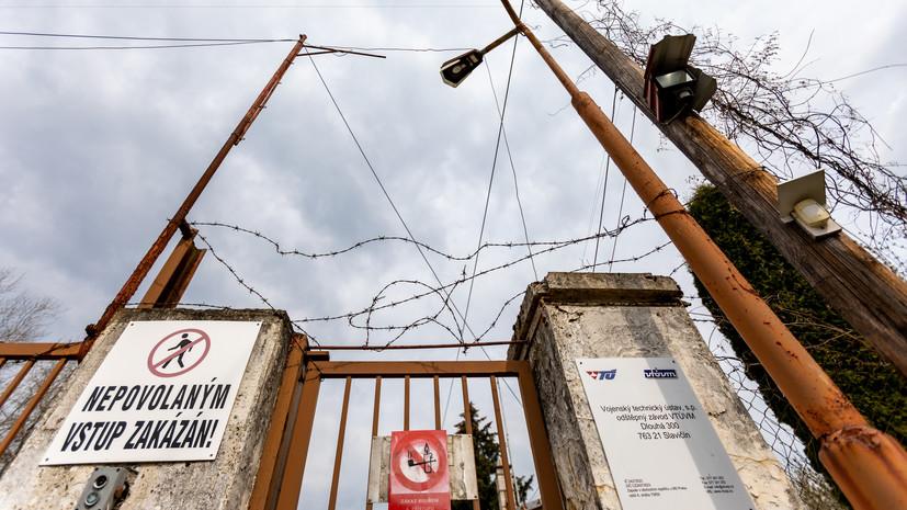 В Чехии заявили, что в России были готовы к заявлению о взрывах