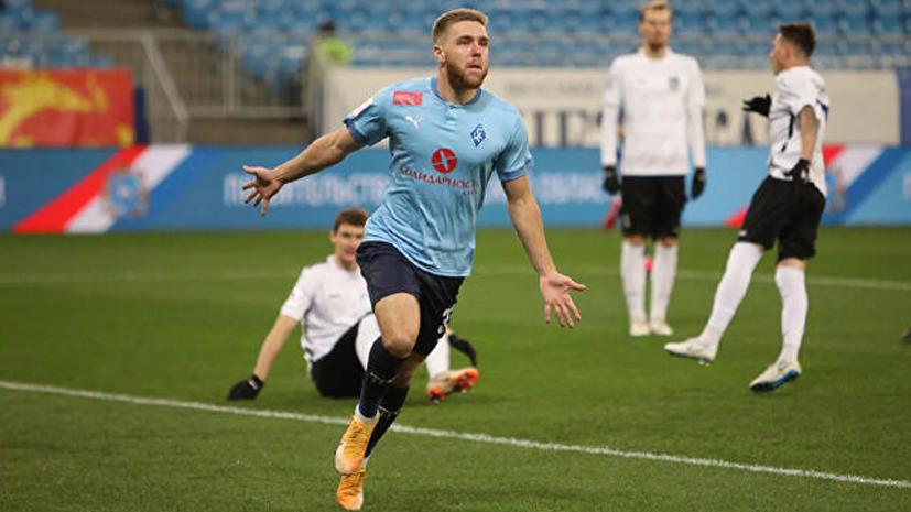 Рекордсмен ФНЛ по голам за сезон Сергеев не намерен уходить из «Крыльев Советов»