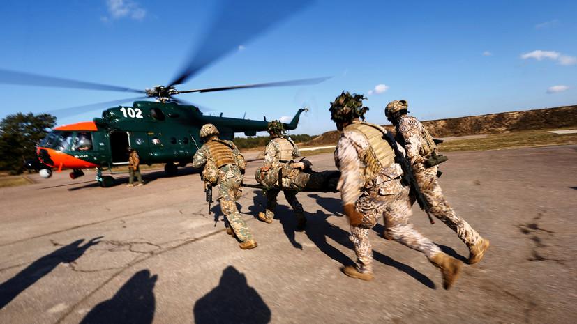 «Откровенно провокационный характер»: какие цели преследуют организаторы учений НАТО Defender Europe 2021