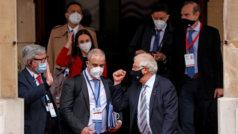 Главы МИД G7 высказались об отношениях с Россией