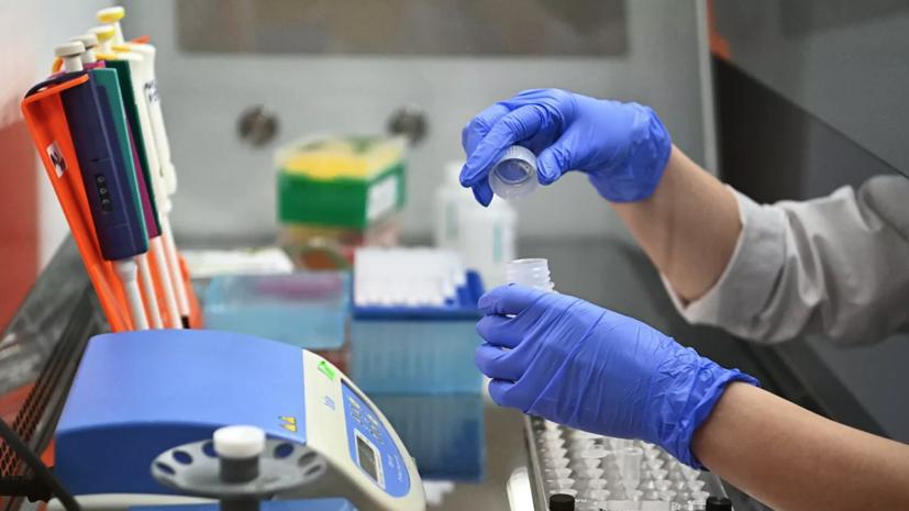 В России за сутки выявили 7639 новых случаев коронавируса