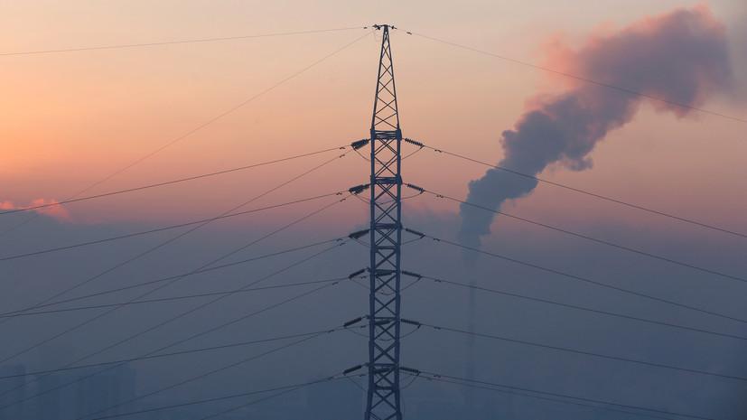 В Дагестане восстановили нарушенное из-за аварии электроснабжение