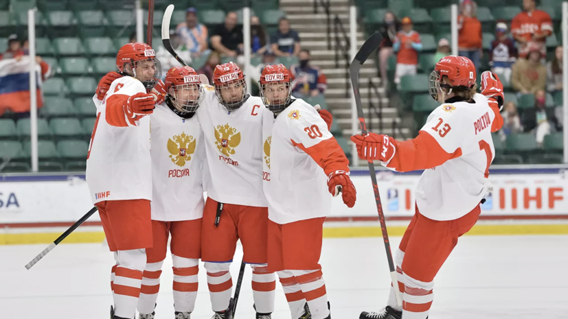 Плющев: сборная России многовато пропускает на ЮЧМ-2021