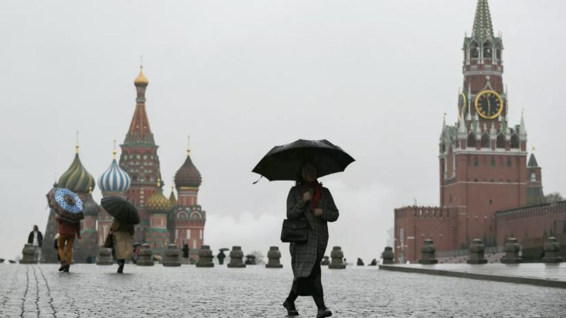 Городские службы Москвы работают в усиленном режиме
