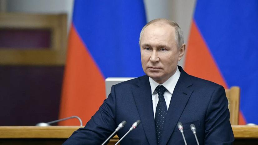 Путин сообщил об отслеживании ситуации с COVID-19 в других странах