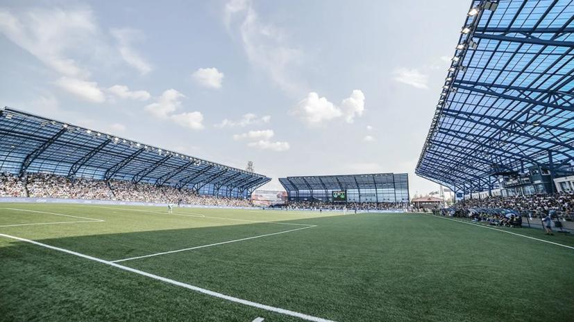 В «Оренбурге» заявили, что планируют завершить реконструкцию стадиона к лету 2022 года