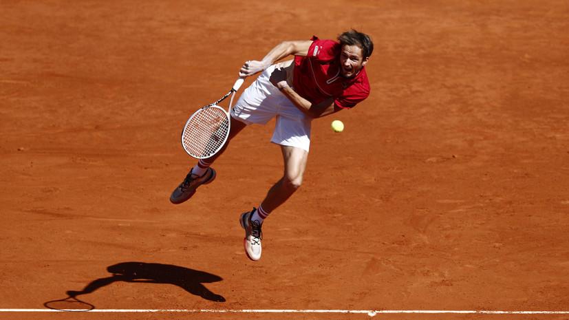 Медведев устроил перепалку с болельщиками во время матча на турнире ATP  в Мадриде