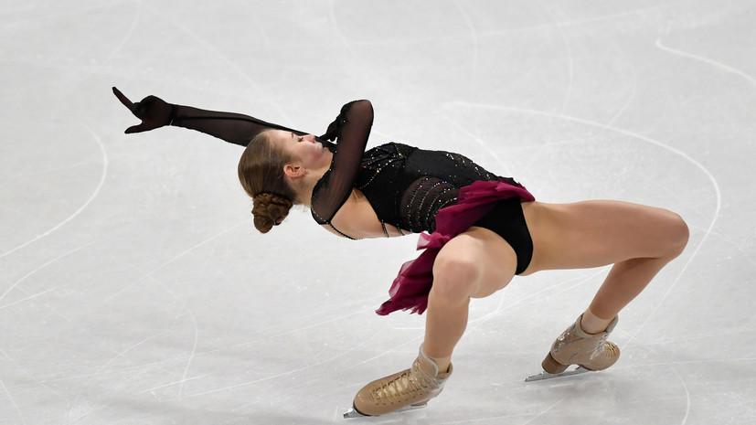 Леонова считает, что шансы Трусовой у Тутберидзе попасть на ОИ такие же, как и у Плющенко
